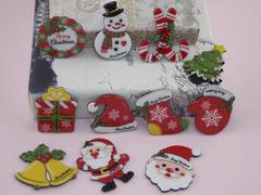 Планеры веселого Рождества