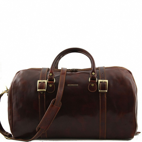 Tuscany Leather Berlin - Brown TL1013