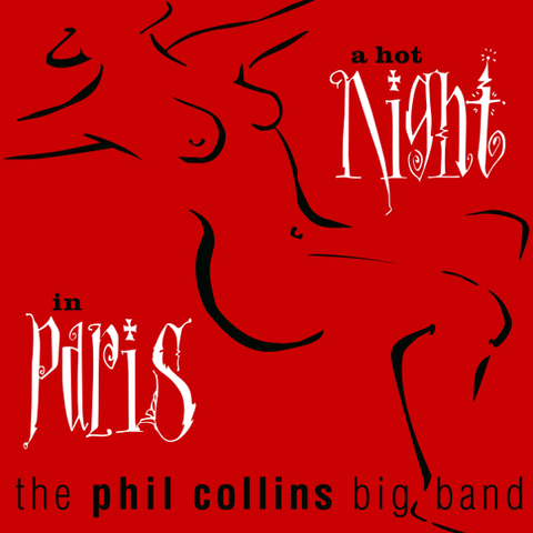 The Phil Collins Big Band ‎/ A Hot Night In Paris (2LP)