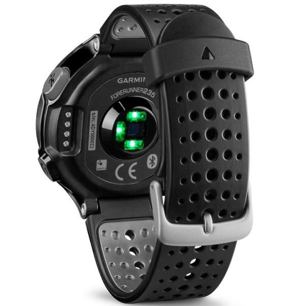 Смарт-часы Forerunner 235 черно-серые