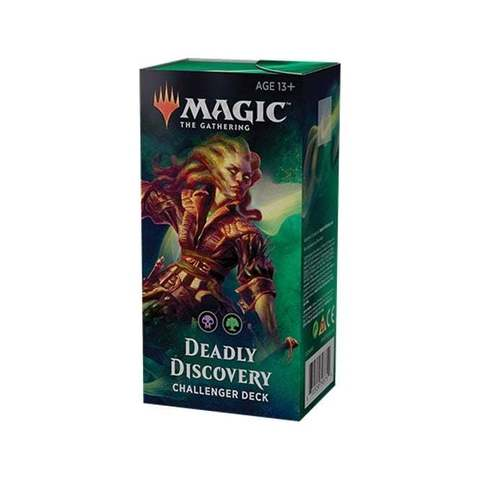 MTG: Challendger Deck 2019 Deadly Discovery