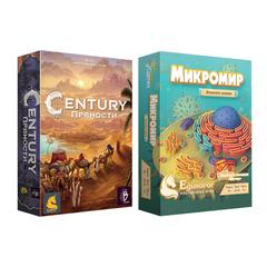 Century: Пряности + Микромир. Биология Клетки