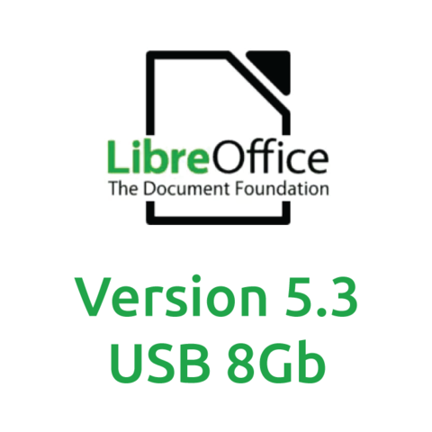 LibreOffice 5.3 (USB Flash 8Gb)