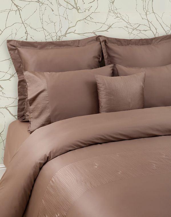 Постельное белье 2 спальное евро Luxberry Wood