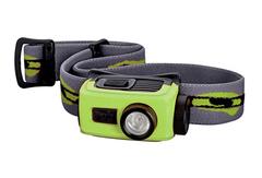 Налобный светодиодный фонарь Fenix HL22 зелёный 120 люмен (модель 34003)