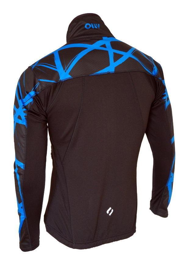 Лыжная ветрозащитная куртка Olly Bright Sport (140301)