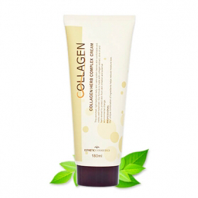 ESTHETIC HOUSE Крем д/лица COLLAGEN HERB COMPLEX CREAM, 180 мл