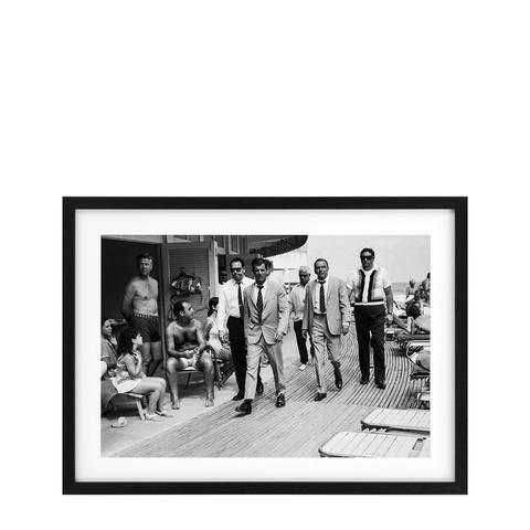 Постер Frank Sinatra - Miami Beach 1968