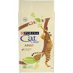 Корм для кошек, Purina Cat Chow Adult Duck, с уткой