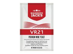 Дрожжи винные Mangrove Jack`s VR-21 8г. ФАСОВКА