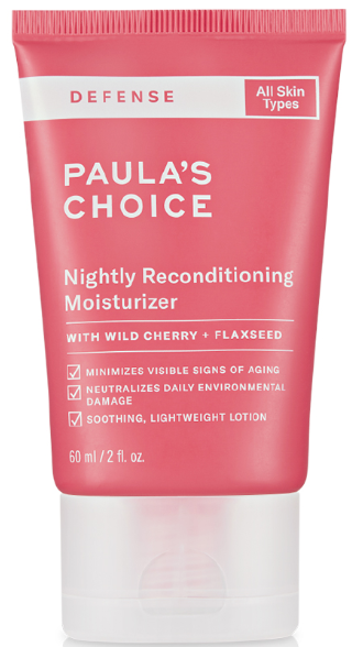 Paula's Choice Defense Nightly Reconditioning Moisturiser ночной крем для лица 60 мл