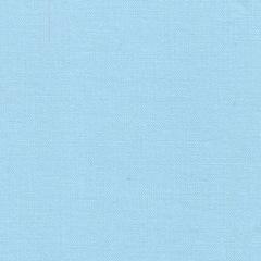 Простыня на резинке 160x200 Сaleffi Raso Tinta Unito с бордюром сатин небесно-голубая