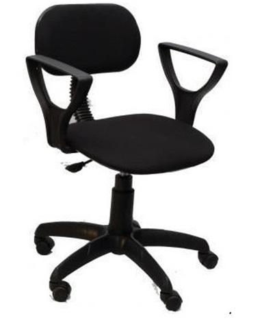 Кресло ЛИОН ткань черная