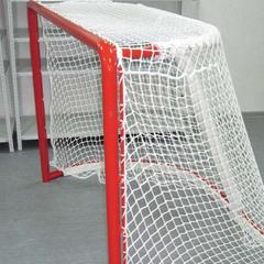 Сетка хоккейная ПРОФ, d=4.0мм, (пара).