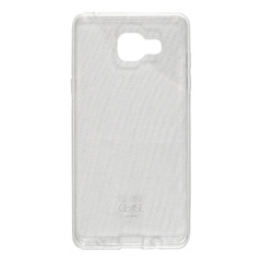Прозрачный чехол-накладка для Samsung Galaxy A7 2016