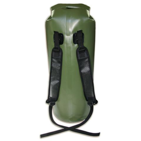 Гермомешок-рюкзак ORLAN DRY BAG Экстрим (ПВХ литой, 80 л.)