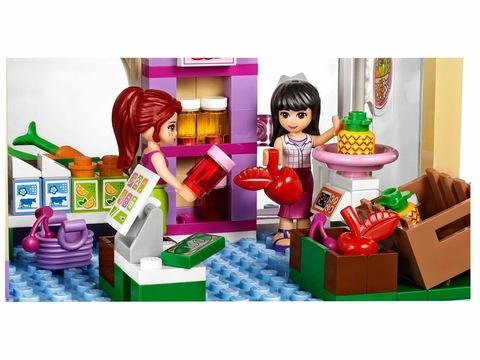 LEGO Friends: Продуктовый рынок 41108