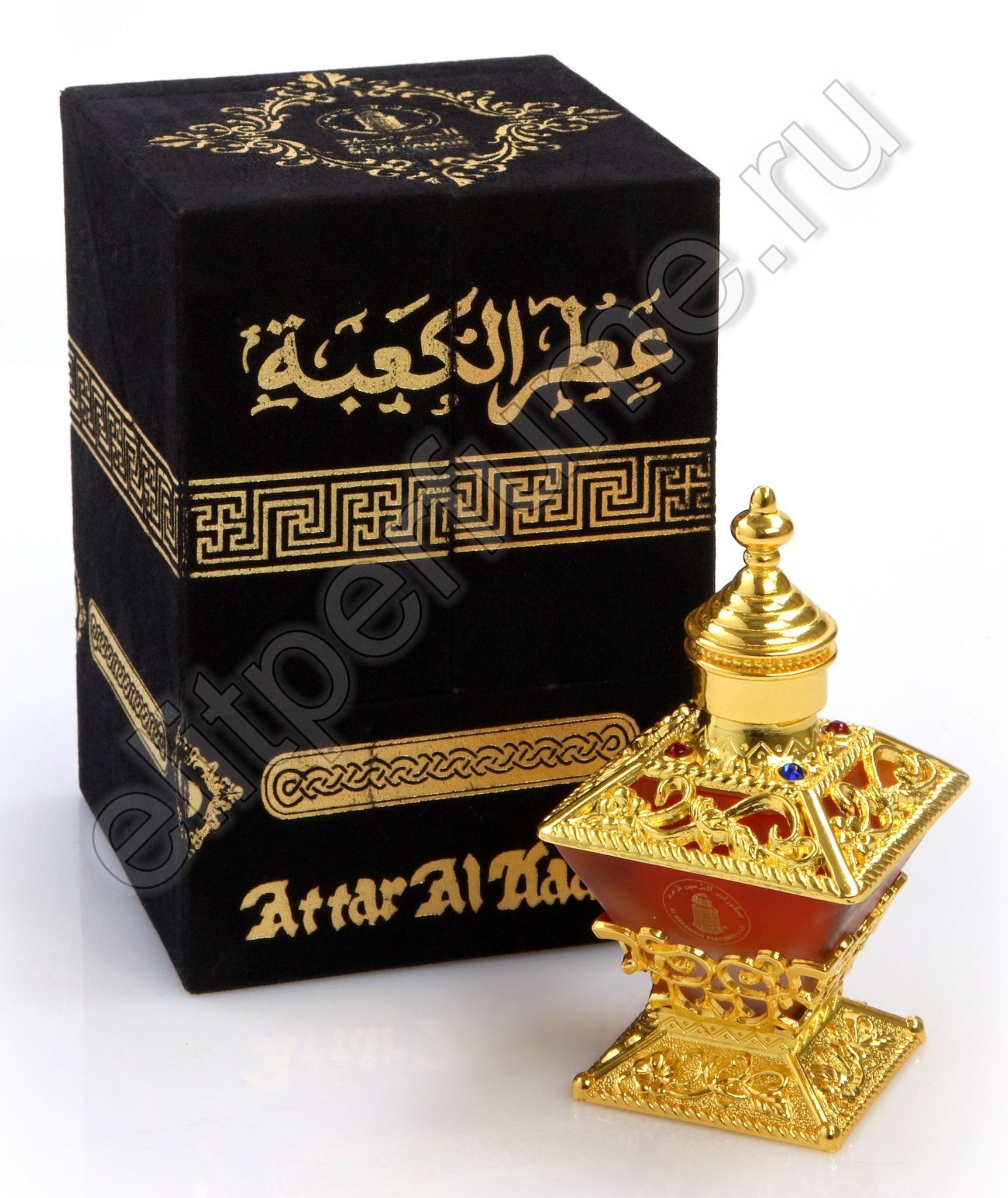 Пробники для духов Аттар Аль-Кааба Attar Al Kaaba 1 мл арабские масляные духи от Аль Харамайн Al Haramin Perfumes