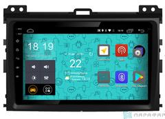 Штатная магнитола 4G/LTE Toyota Land Cruiser Prado 120 02-09 Android 7.1.1 Parafar PF456