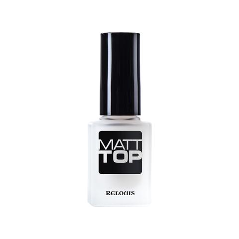 Матовое верхнее покрытие лака для ногтей  Matt Top