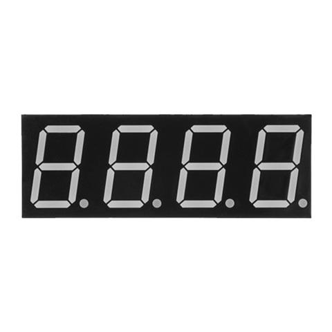 4-разрядный цифровой индикатор