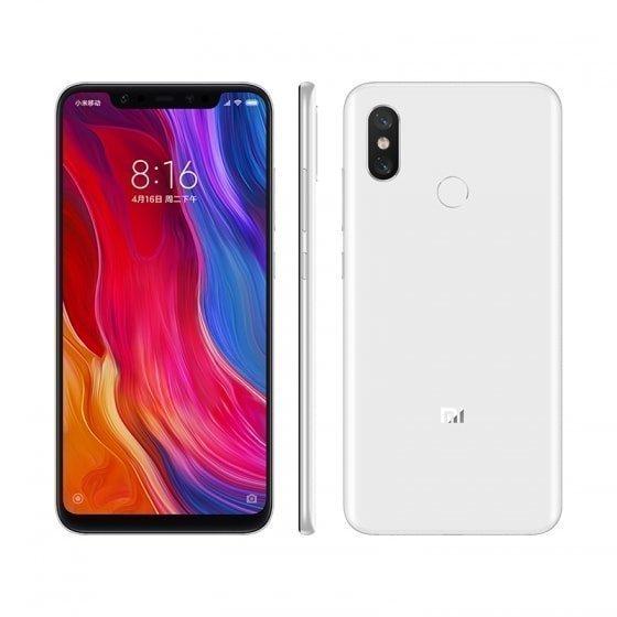Xiaomi Mi 8 6/64Gb White (Global Version)