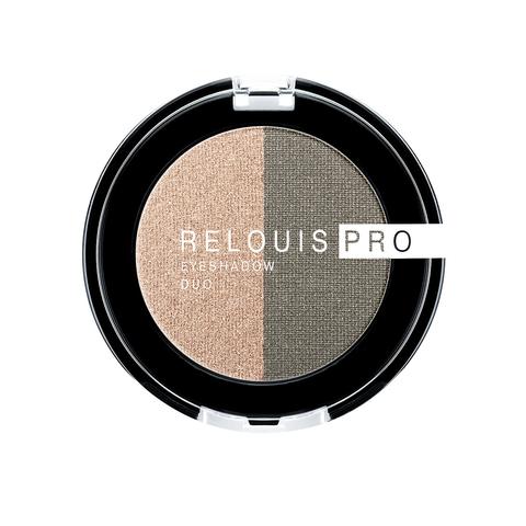Тени для век  Relouis Pro Eyeshadow Duo тон 113