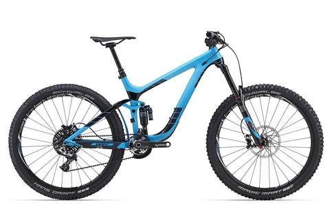 Giant Reign Advanced 27.5 0 (2016) синий с черным