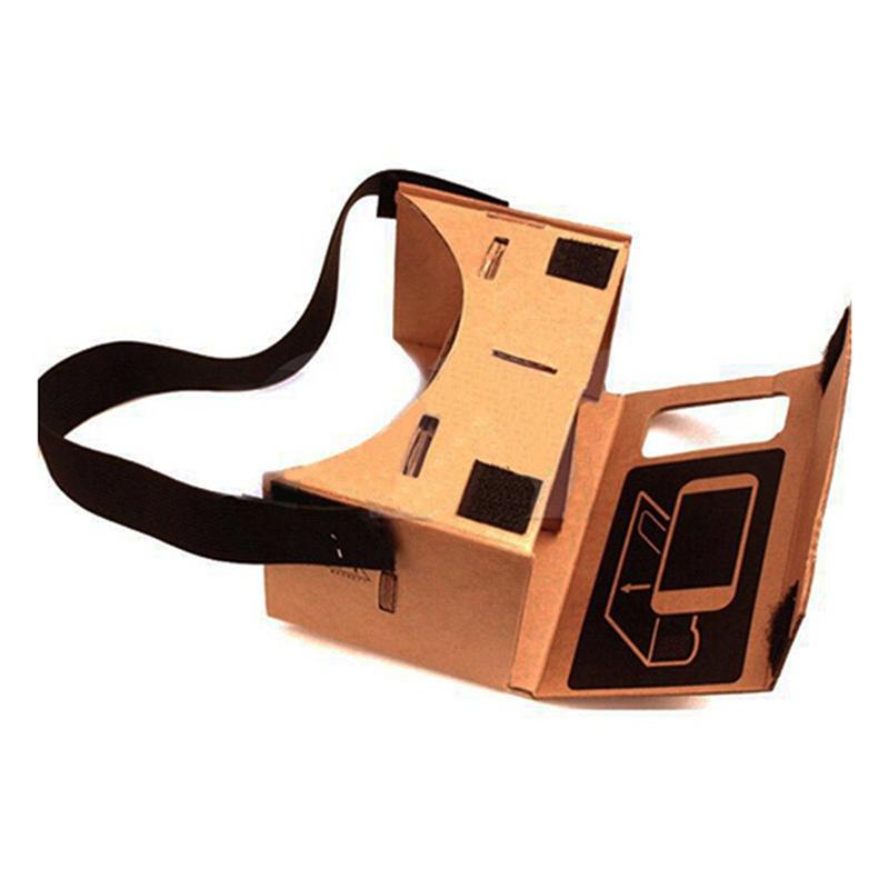 Комплект Google Cardboard Gadgilla