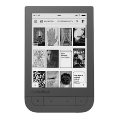 Электронная книга PocketBook 631 Touch HD Black Черная