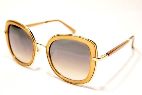 Солнцезащитные очки 86002s Коричневые