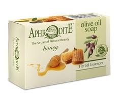 Мыло оливковое с медом Aphrodite 100 гр