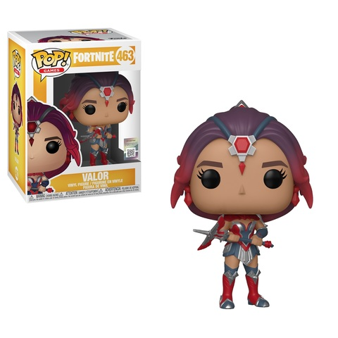 Фигурка Funko POP! Vinyl: Games: Fortnite S2: Valor Pop 22   36025