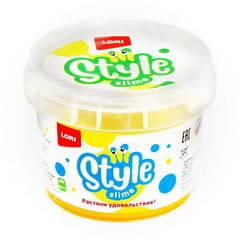 Slaym Lori Style Slime 120ml sarı banan qoxusu ilə