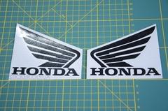 Набор наклеек на бак мотоцикла Honda