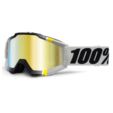 Очки 100% ACCURI Primer Crystal Mirror Gold Lens