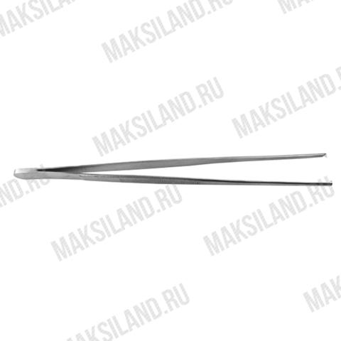 Пинцет хирургический 200*2,5 мм ПМ-9(15-144)