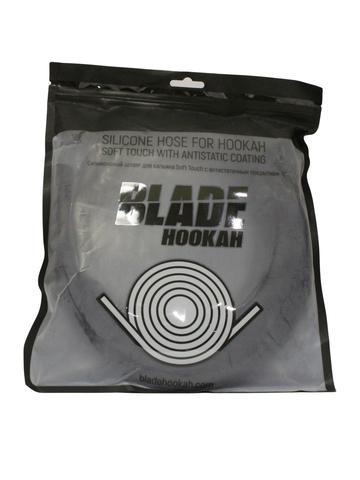 Шланг для кальяна Blade Soft-Touch 11x17x1600 (черный)