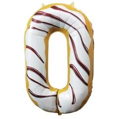 Y Фигура Цифра 0 Пончик 40