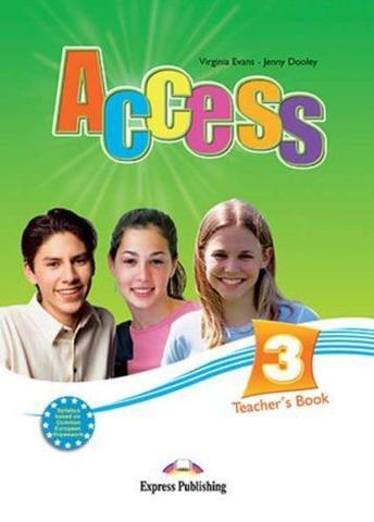 Access 3. Teacher's Book. Pre-Intermediate. Книга для учителя.