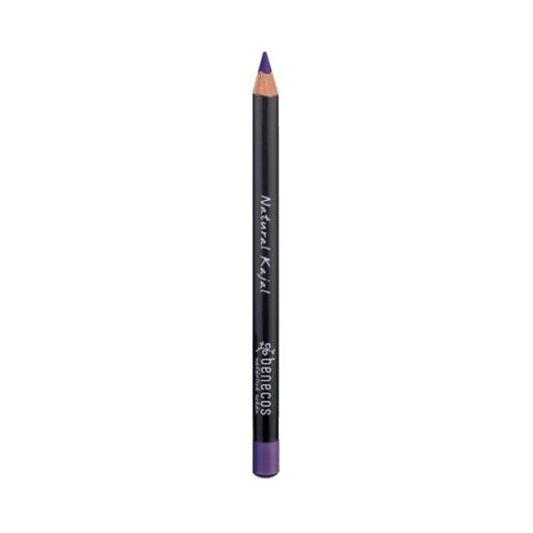 Карандаш-кайял для глаз «Фиолетовый» натуральный Benecos, 1,13 гр