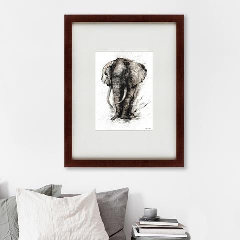 Хуа Тунан - Слон-Мудрость
