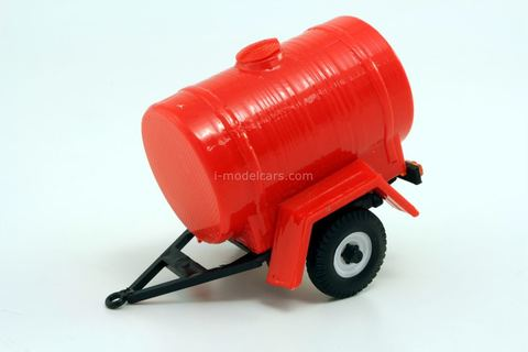 Trailer Barrel 1:43 Agat Mossar Tantal