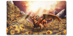 Dragon Shield - Коврик для игры Dyrkottr of the Nekotora
