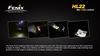 Купить Налобный светодиодный фонарь Fenix HL22 зелёный 120 люмен (модель 34003) по доступной цене