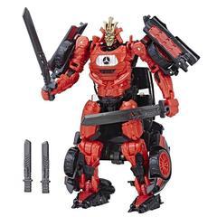 Робот- Трансформер Дрифт (Drift)  Делюкс - Последний рыцарь, Hasbro