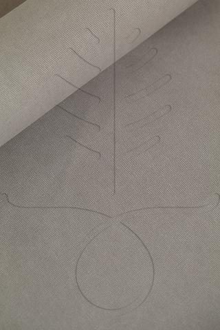 Мраморный канвас, цвет светло-серый