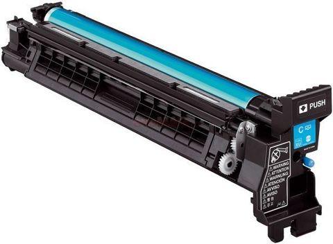 Блок проявки Konica Minolta IU-711C Imaging Unit голубой (Cyan) (A2X20KD)