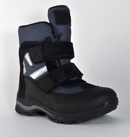 Ботинки утепленные Panda 001-329-600