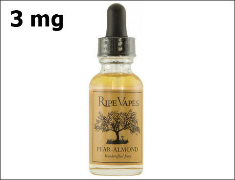 Жидкость Ripe Vapes, Pear Almond, 30 мл (3 мг/мл)